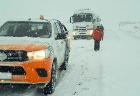 Continúa el operativo provincial por el temporal