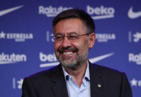 Bartomeu renunciaría si Messi se queda en Barcelona