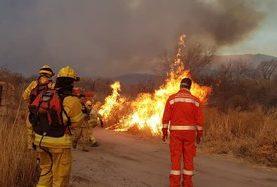 Incendios forestales en Córdoba: un detenido y más de 30 mil hectáreas afectadas