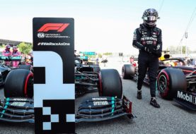 Hamilton arrasa en el Gran Premio de España