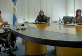 El BPN estuvo presente en una reunión de directoras de bancos públicos