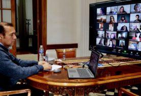 Gutiérrez participó de la apertura virtual de la Diplomatura en Niñez y Participación Ciudadana