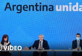 El Presidente fija la agenda en el mercado interno, obra pública, viviendas e inversión