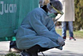 Coronavirus en Argentina: confirmaron 9.309 nuevos contagios y 203 muertes en las últimas 24 horas