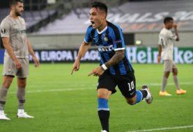 Europa League: Inter estira la ventaja ante el Shakhtar y se mete en la final