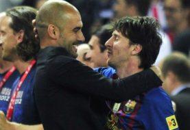 Lionel Messi, cada vez más cerca del Manchester City