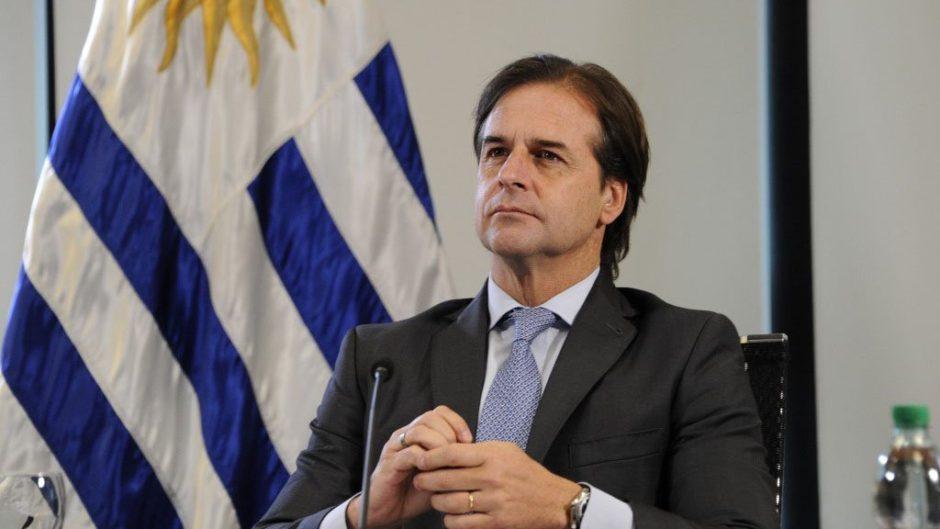 """""""Cuando me toque y con la que me toque"""", dijo Luis Lacalle Pou sobre vacunarse por el Covid en Uruguay"""