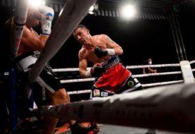 Maravilla Martínez le ganó por nocaut al español Fandiño en su regreso al boxeo tras seis años de inactividad