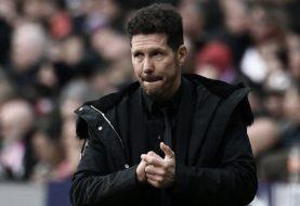 """Simeone tras la derrota: """"No jugamos como quería"""""""
