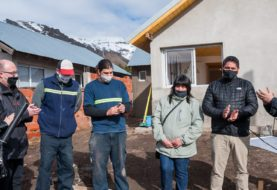Entregaron viviendas financiadas por la provincia en San Martín de los Andes