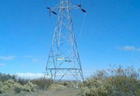 EPEN: se trabaja sobre la línea que alimenta a Piedra del Águila