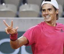 Batacazo de Federico Coria en Roland Garros: eliminó al francés Benoit Paire, número 26 del mundo
