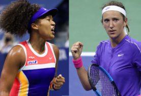 US Open: Naomi Osaka y Victoria Azarenka en la final femenina, y otra frustración para Serena Williams