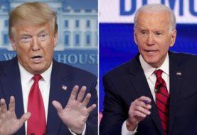 Estado Unidos: La primera encuesta tras las convenciones arrojó un empate técnico entre Donald Trump y Joe Biden