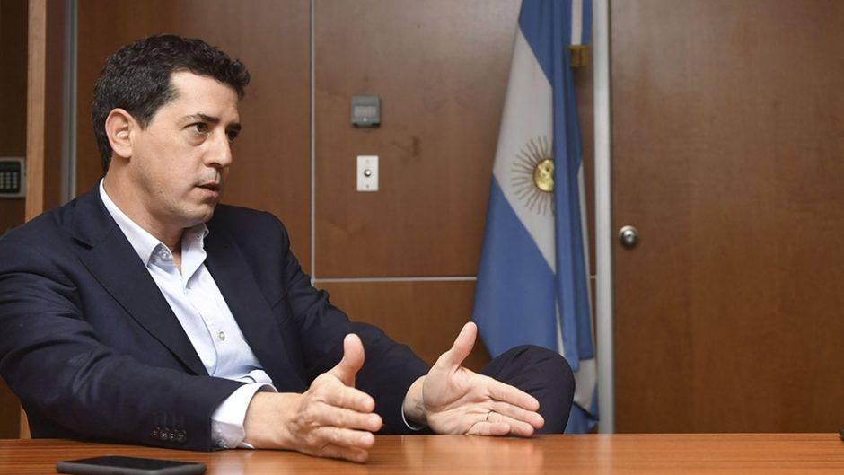 """Wado de Pedro y una fuerte crítica a la oposición: """"No hay vacuna ni contrato que les venga bien"""""""