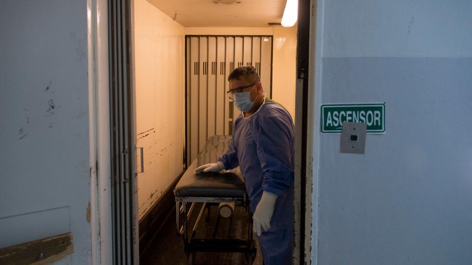Río Negro sumó 221 nuevos contagiados y ocho muertos de coronavirus