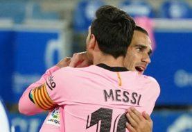 Barcelona empató en su visita al Alavés y sigue sin encontrar el rumbo en La Liga