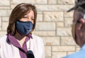 La Gobernadora Carreras expresó su rechazo a la toma de tierras privadas en El Foyel