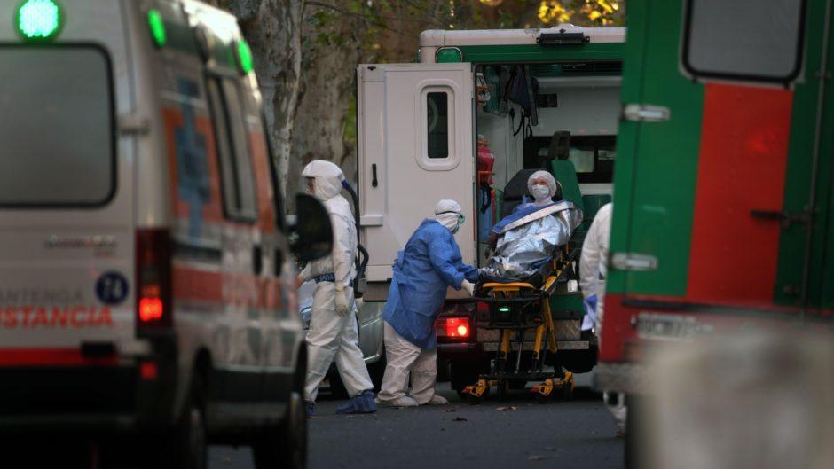Río Negro sumó 195 nuevos contagiados y cuatro muertos de coronavirus