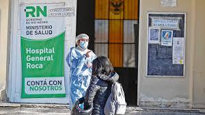 Cuatro muertos y 168 casos nuevos de coronavirus en Río Negro