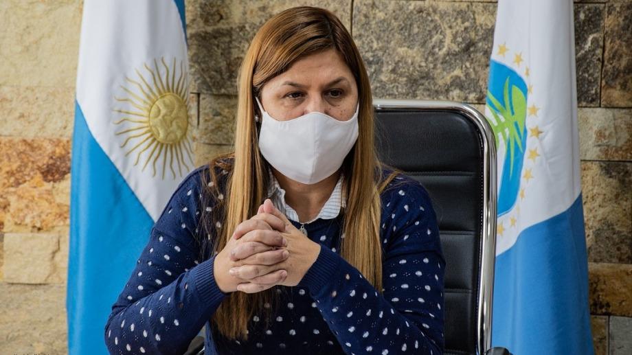 El gobierno salió a responder el pedido de Gloria Ruiz por las vacunas para Plottier