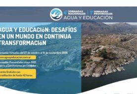 """Gran interés de la comunidad docente rionegrina por las """"4º Jornadas Nacionales de Agua y Educación"""