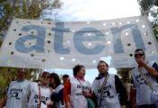 Paro docente en Neuquén: la medida de fuerza es hasta mañana y podría extenderse