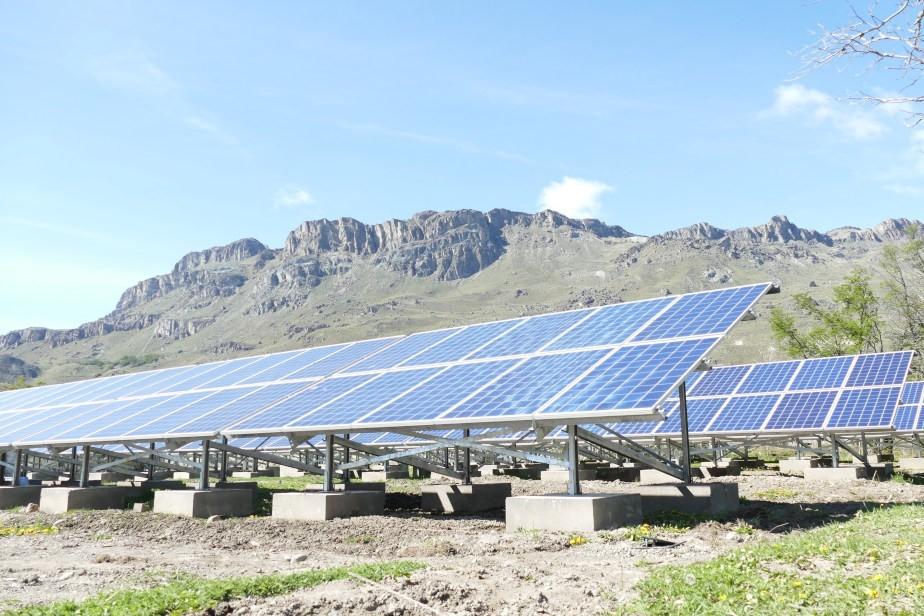 Jujuy ampliará la planta de energía solar de Cauchari