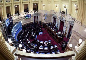 El Senado aprobó leyes económicas que apuntan a impulsar la reactivación económica