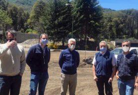 El EPEN acordó obras para Villa La Angostura
