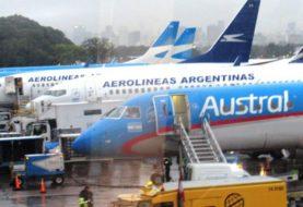 Se concretó la fusión de Aerolíneas y Austral y desde este martes funcionan como una sola