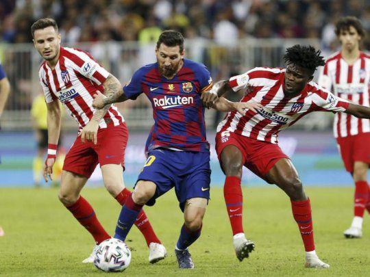El Barcelona va en búsqueda de su quinta victoria consecutiva en liga ante la Real Sociedad: hora y  TV
