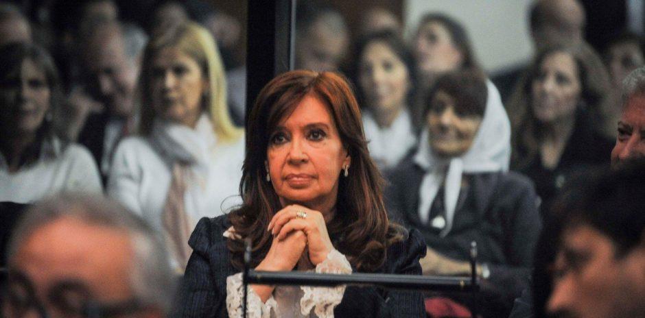 """Cristina Kirchner expuso en la audiencia por el Memorándum con Irán: """"Esta acusación es un disparate judicial, institucional y político"""""""