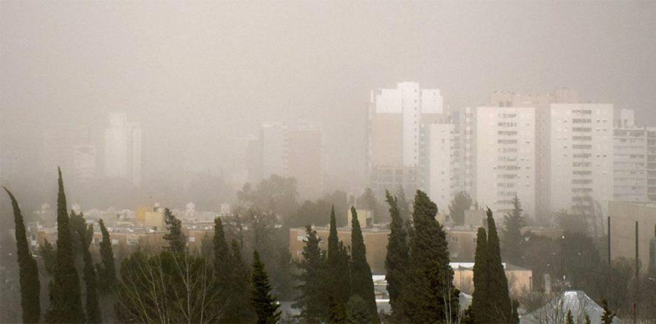 Alerta: vientos fuertes en Neuquén y Río Negro
