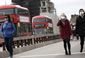 El Reino Unido registró cuatro muertes por COVID-19 en las últimas 24 horas, el número más bajo en siete meses