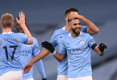 Manchester City:  imparable  venció al Wolves 4 a 1