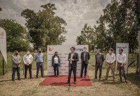 Naturgy inauguró obra para el sistema de alta presión de gas natural en Mercedes