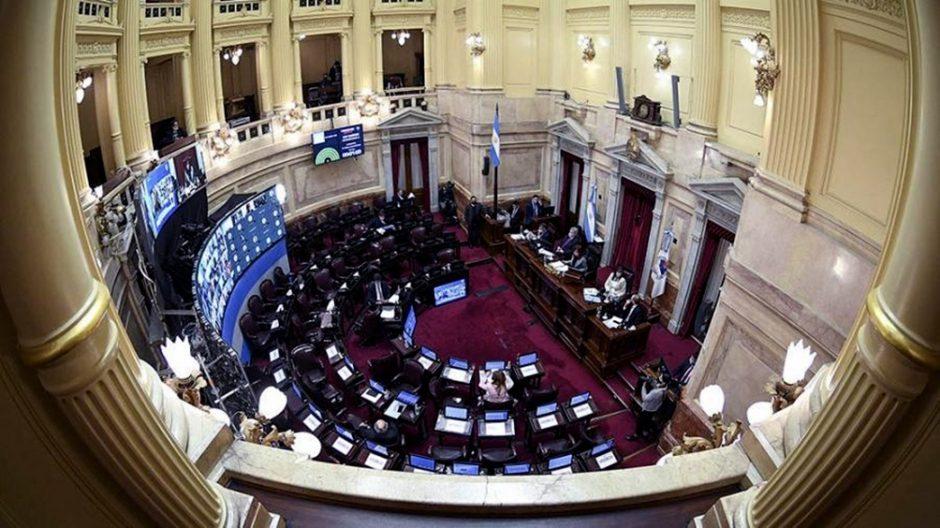 El Senado aprobó la postergación de las elecciones