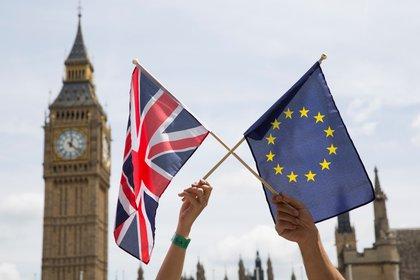 El Parlamento Europeo ratificó el acuerdo del Brexit con el Reino Unido
