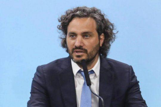 """Santiago Cafiero anticipó que este viernes se va a renovar el decreto de restricciones """"por dos semanas más"""""""