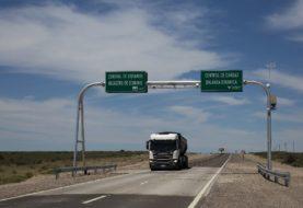 Cómo es el sistema de control de pesos que cuida la Ruta Provincial 2 y sus conductores