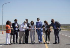 Río Negro ya cuenta con una Ruta Provincial 2 totalmente restaurada y con control de peso
