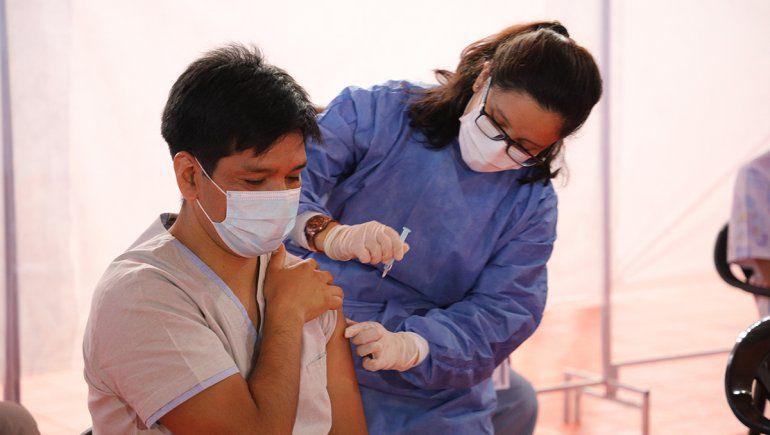 Neuquén ya vacunó contra el coronavirus al 30% de su  población