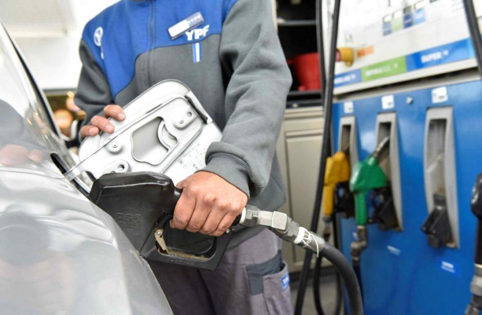 Se espera, luego del fin de semana largo,  un nuevo aumento de la nafta