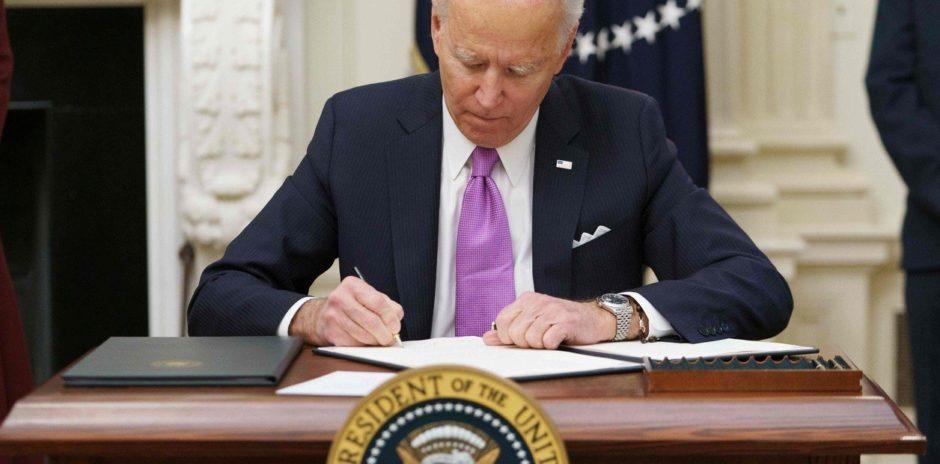 EE.UU. se reincorporó oficialmente al Acuerdo de París sobre el clima