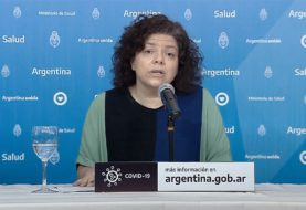 La ministra de Salud, Carla Vizzotti, tiene coronavirus y permanecerá aislada
