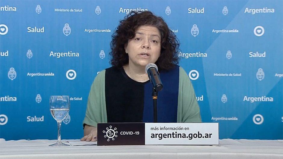 Carla Vizzotti es la nueva ministra de Salud en reemplazo de Ginés González García tras el escándalo del vacunatorio VIP