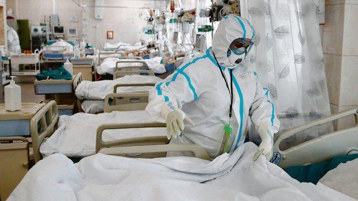 Coronavirus: reportaron 4.245 nuevos casos y otras 48 muertes en el país