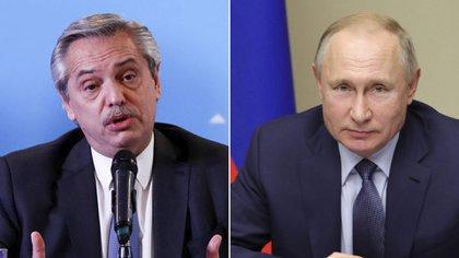 Alberto Fernández anunciará hoy viernes junto a Vladimir Putin que la Argentina comienza a producir la vacuna Sputnik V