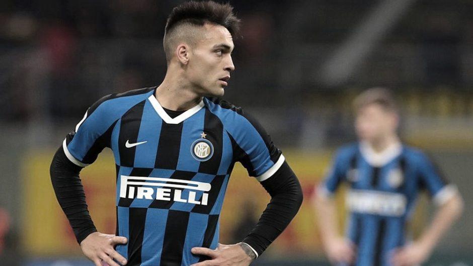 Goleada del Inter ante el Milan con un doblete de Lautaro Martínez